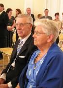 2004 Göte och Märta, Simona och Fredriks bröllop i Tjeckien, vigseln