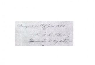Ämbetsberättelse rörande Drängsereds pastorat, 1877, sid 13 (18)