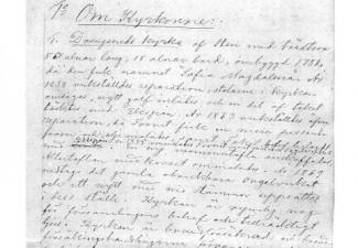 Ämbetsberättelse rörande Drängsereds pastorat, 1877, sid 14 (18)