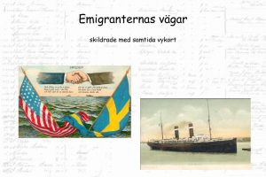Emigrants routes p1