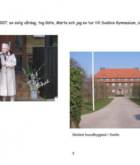 Göte Johnsson, Svalövsringen sid 5 (14)