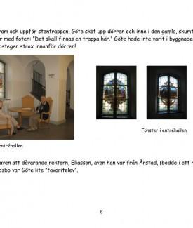 Göte Johnsson, Svalövsringen sid 6 (14)