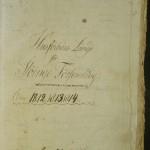 Husförhör 1812 - 1814.