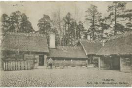 Vykort skickat 1909.