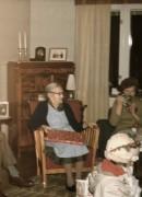 1968 Jul på Rådmansgatan, Göte Gerda, Ingrid och Märta, Tina tomte
