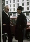 1968 Märta 50 år, Utflyckt till Köpenhamn, taxichaufför och Göte