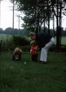 1984 Linda, Jonas och Göter, Drängsered