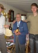 2005 Göte 90 år, Jonas och Viktor
