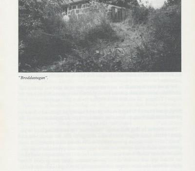 Broddastugan 1988 3