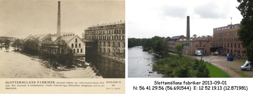 STF vykort nr 16 -Slottsmöllans fabriker