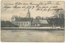 19 Halmstad Slottet 1905