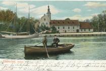 19 Halmstad Slottet 1906