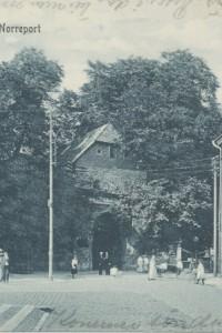 20 Halmstad Norre Port 1905