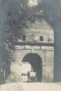 Norreport, 1923