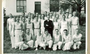 Göte, sitting, third from left.