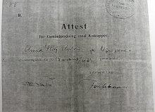 1912 Ane_H-A-Vacinationsattest