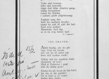 1963 Anders Johan Høg-Andersen begravningskort 4