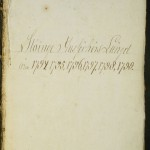 Husförhör 1794 - 1799.