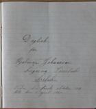 1 okt 1918 - 1 april 1920