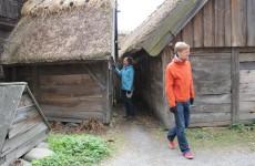 Linda och Jonas. Maj 2011.