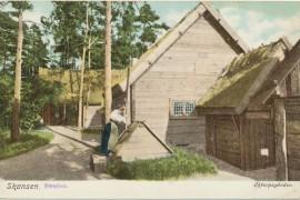 Vykort skickat 1906.