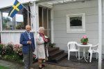2005 Göte 90 years Lanternan