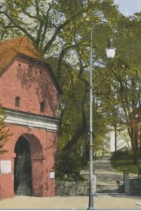 20 Halmstad Norre Port  ca 1900