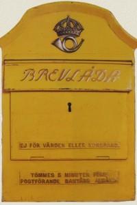 Brevlådan 1905