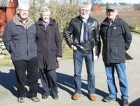 Bertil, Gurli, jag och Gösta