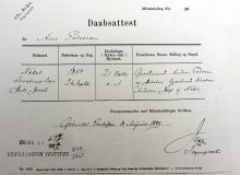1869 Ane_Pedersen-Födelseattest
