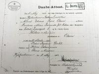 1902 Helene_Martine_Olsen-Dopattest