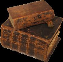 Bible, printed 1794, inherited from CAF Törner