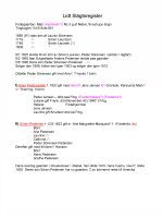 Lidt Släktsregister sid 1